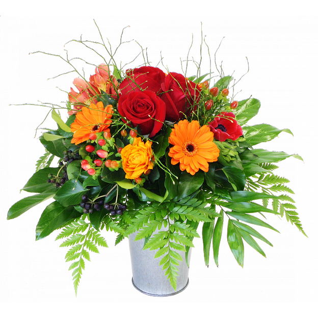 Bouquet Danse du feu