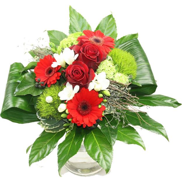 Bouquet de fleurs Luxury