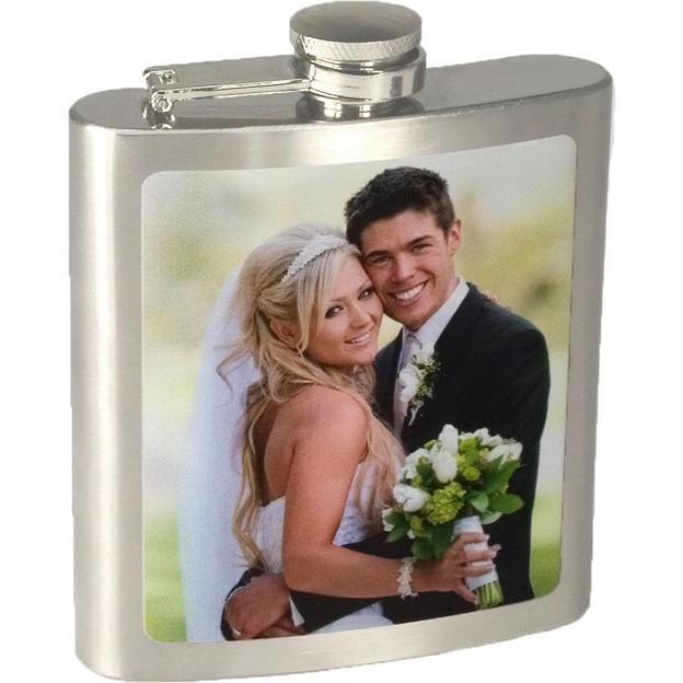 Flasque personnalisable par photo couleur
