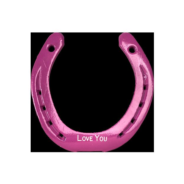 Fer à cheval Pink