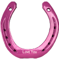 Hufeisen Pink