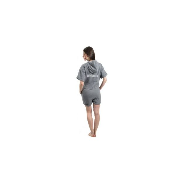 Geelee Short personnalisable ebony chine