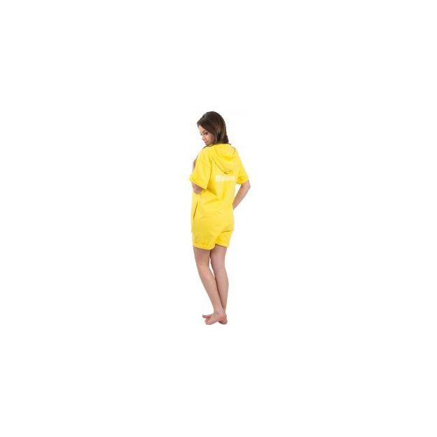 Combinaison Short personnalisable citron