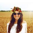 Haarkranz Flower
