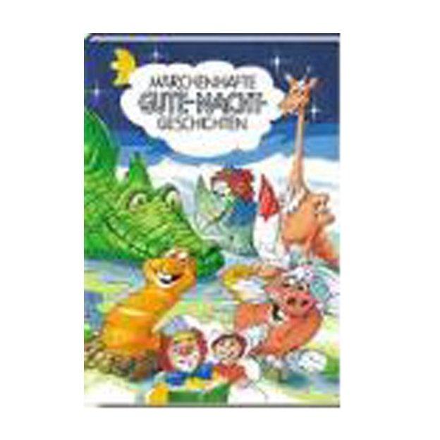 Kinderbuch Märchenhafte Nacht Geschichten