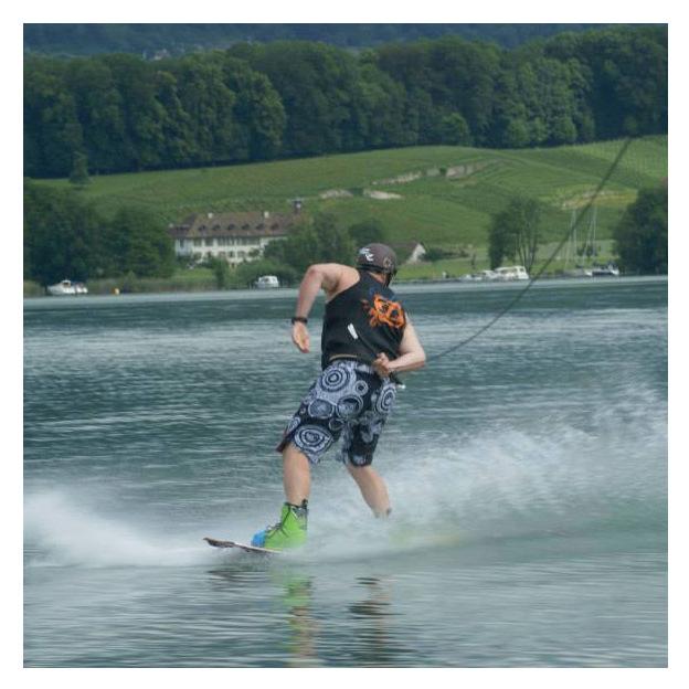 Wakeboarden & Wakesurfen Bielersee (Erlach)