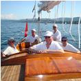 Firmen: Sunset Sailing auf der Oldtimeryacht