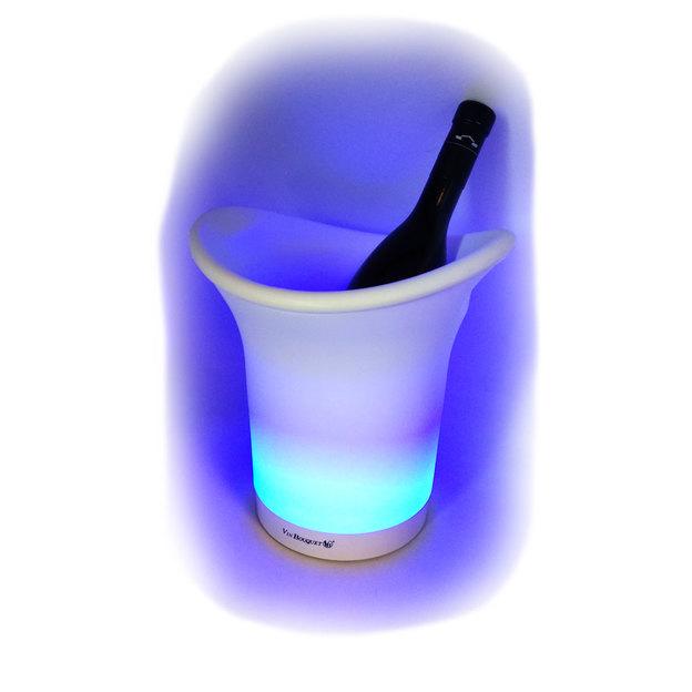 Seau à Champagne LED