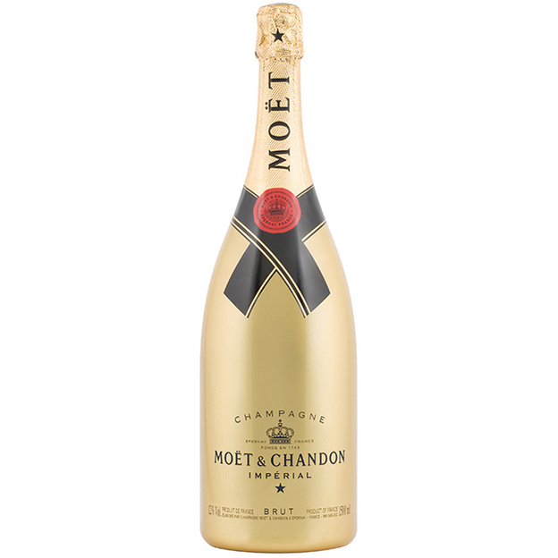Moët Golden Sleeve Magnum 150 cl