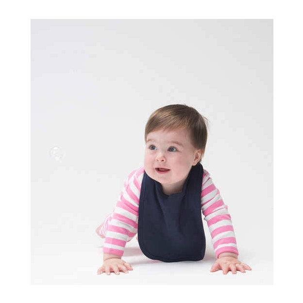 Personalisierbarer Babylatz