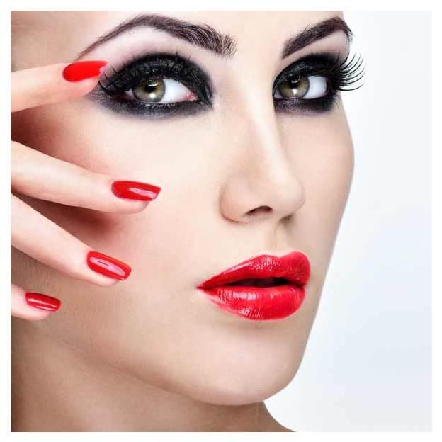 Set de maquillage Baylis & Harding Smokey Eyes Red