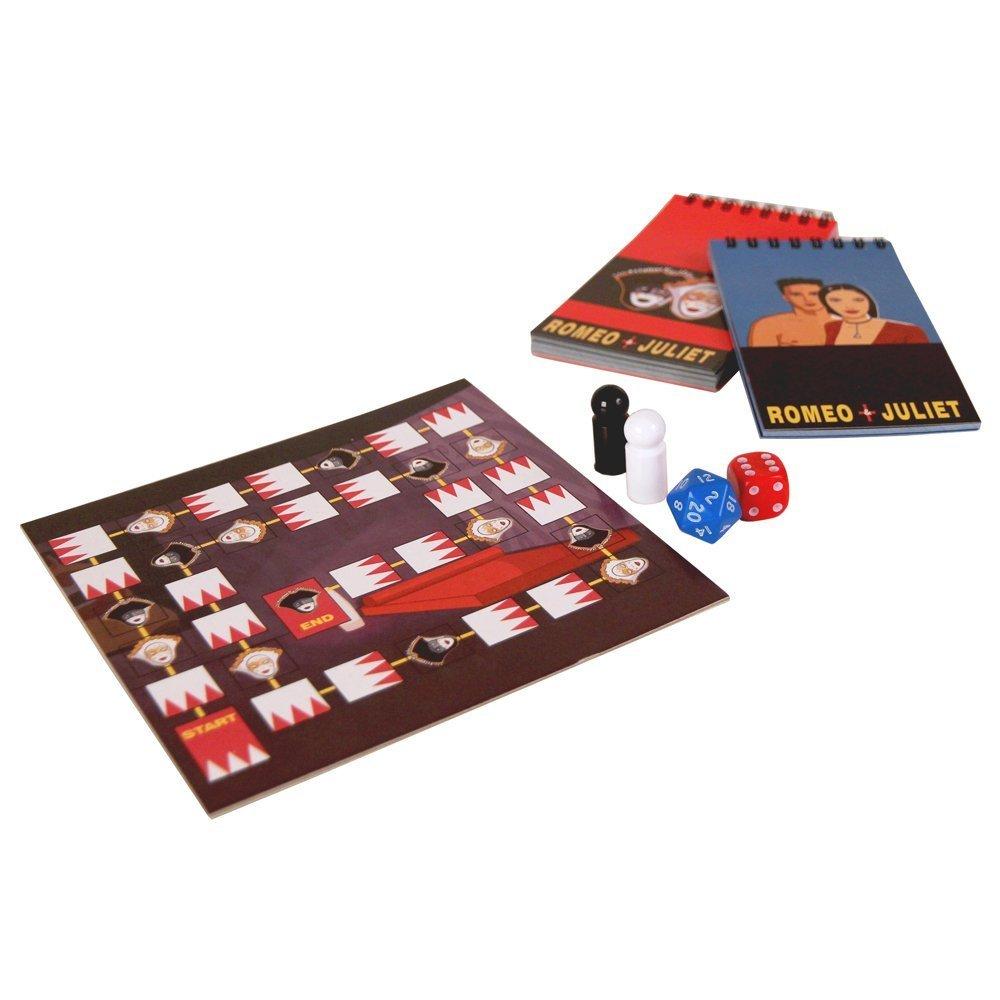 Love Cubes Romeo & Juliet the Game de Fun Factory