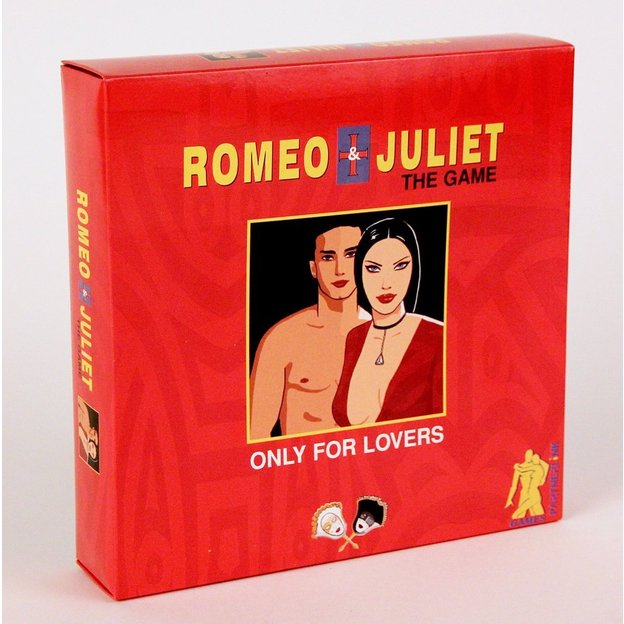 Love Cubes Romeo & Juliet the Game de Fun Factory