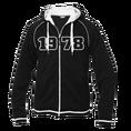 Jahrgangs-Jacke für Frauen schwarz, Grösse S