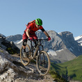 Bike, Hike & Fly an der Lenk im Simmental