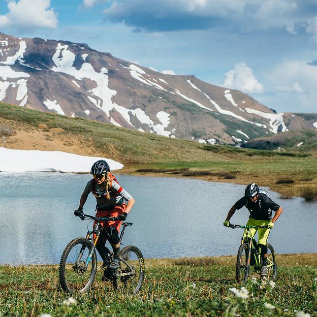 Bike, Hike & Fly an der Lenk im Simmental