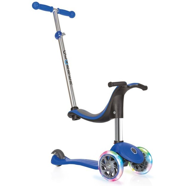 Globber Scooter 4-in-1 bleu