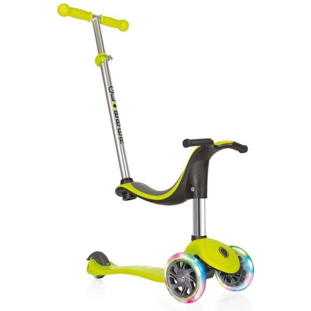 Globber Scooter 4-in-1 grün