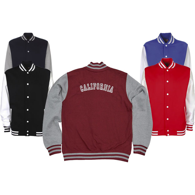 Veste College personnalisable