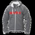 City-Jacke für Herren grau, Gr. XL