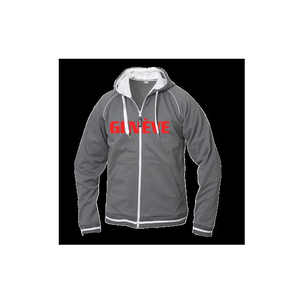 City-Jacke für Herren grau, Gr. XXL