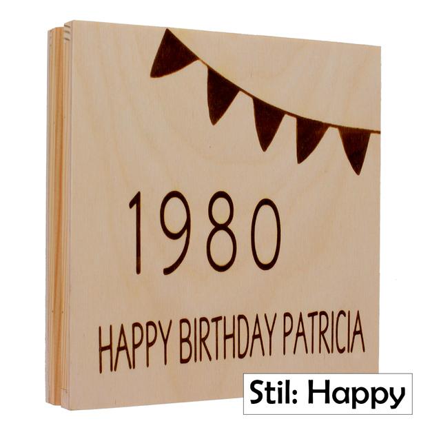 CD musique de votre année 1920-1995