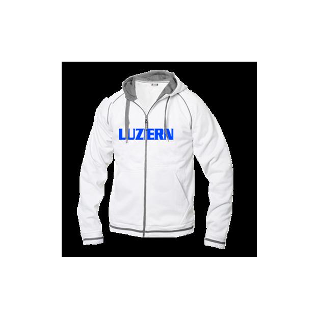 City-Jacke für Frauen weiss, Gr. XL