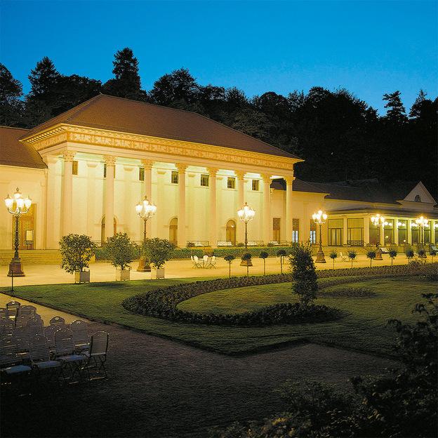 Wellnesstage in Baden-Baden
