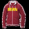City-Jacke für Herren rot, Gr. XXL