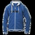 City Veste personnalisable bleue homme, Taille S