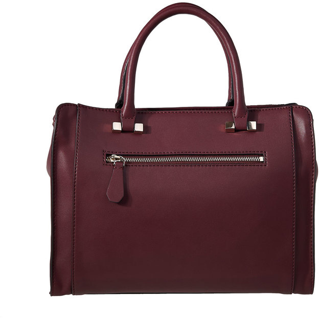 Guess Handtasche Kingsley bordeaux