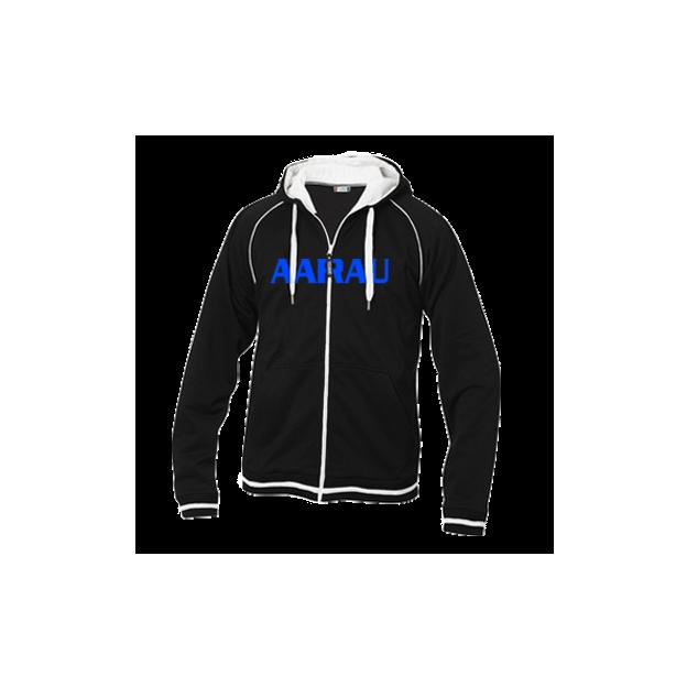 City-Jacke für Herren schwarz, Gr. XXL