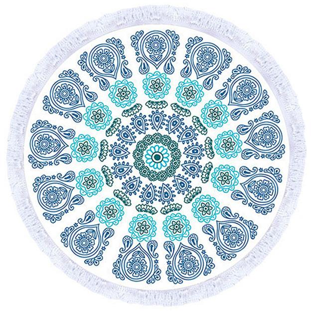 Serviette de plage Circle Spin