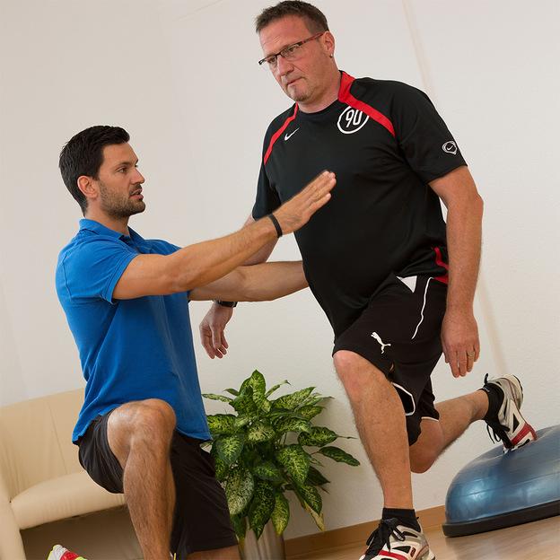 Personal Training & Ernährungsoptimierung