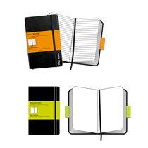 Personalisierbares Moleskine Notizbuch A5 und A6