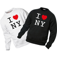 Pullover personnalisable I Love