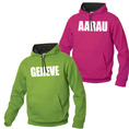 City-Hoodie sweat personnalisable