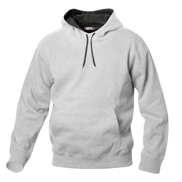 City-Hoodie sweat personnalisable gris clair, Taille L