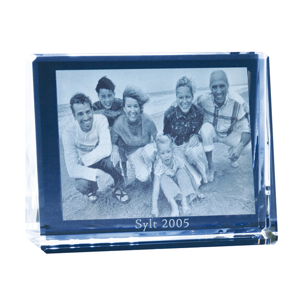 Foto in Glas - Frames Querform 80x60x24mm
