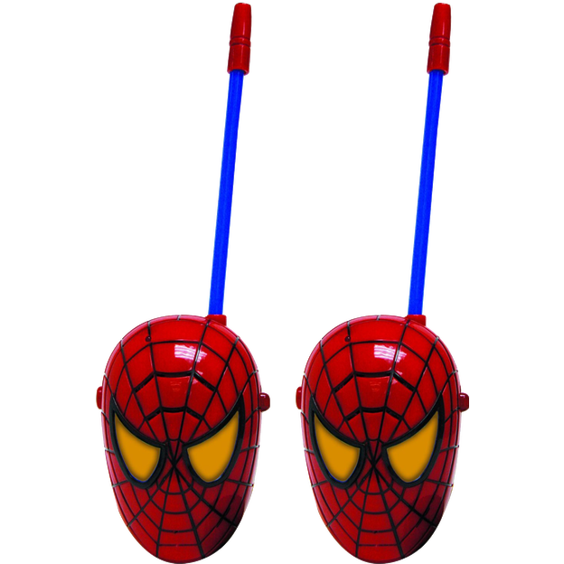 Spider-Man Walkie Talkie Funkgerät