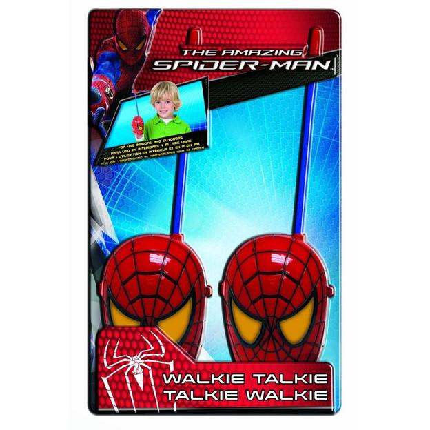 Talkie Walkie Spider-Man