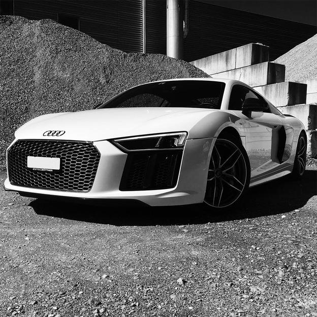 Audi R8 5.2 V10 Plus Miete für 3 Stunden