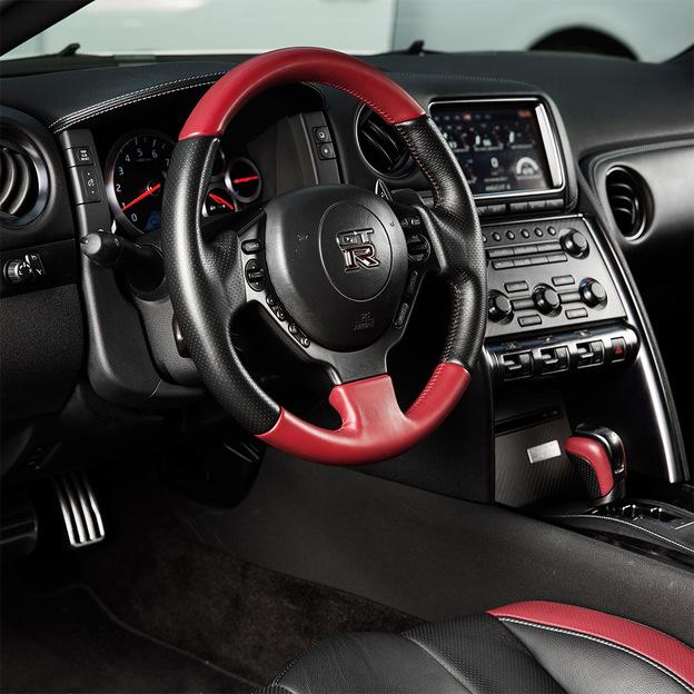 Nissan GTR Black Edition für 3 Stunden