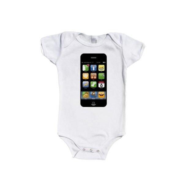 Iphone my Baby Shirt