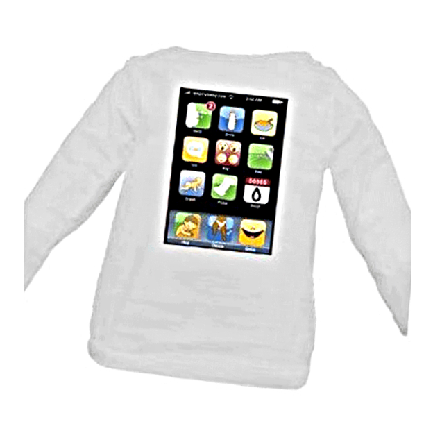 Iphone my Baby Shirt