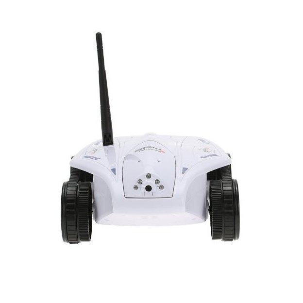 Tank télécommandé i-Tech avec caméra espion