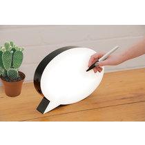 Lampe LED BD Speech Bubble