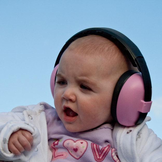 Baby Banz Gehörschutz für Kinder mit extra weichem Kopfbügel