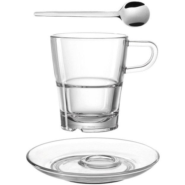 Kaffeetasse Senso 3teilig