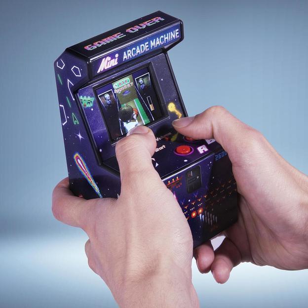 Mini machine de jeux d'arcade – 240 jeux vidéo